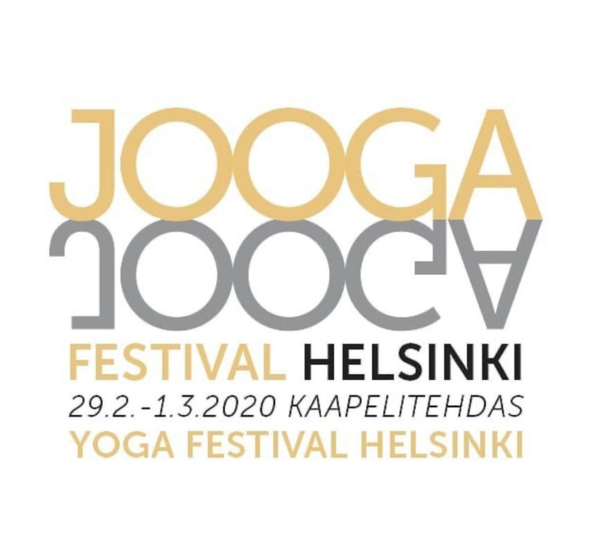 Jooga Festival with Katri Syvärinen